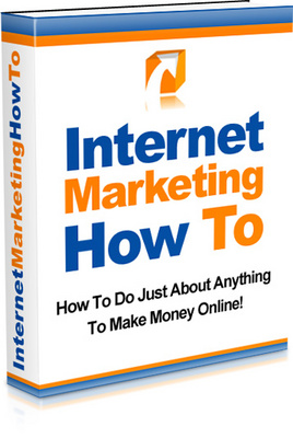 Product picture Internet-Marketing-How-To