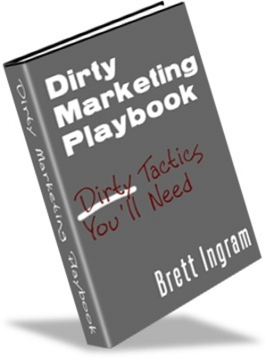Product picture Dirty-Marketing-Playbook-PLR