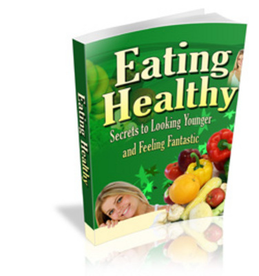 Product picture Eating Healthy-Guide to looking and feeling younger