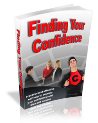 Product picture Finding Your Confidence- Raise your self esteem