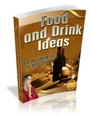 Product picture Food And Drink Ideas - Great tips for any occasion