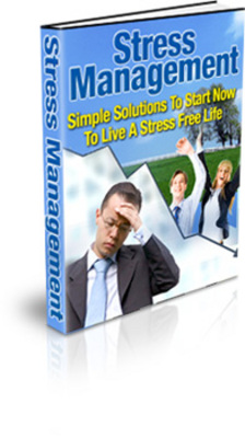 Product picture Stress Management -become stress free